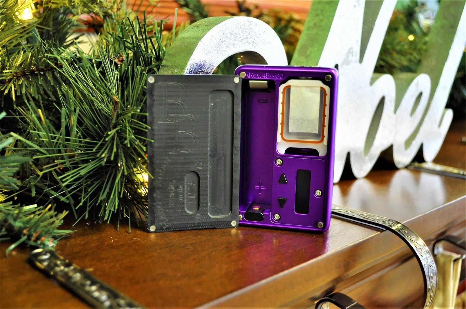Authentic Rev 4B Billet Box BX9