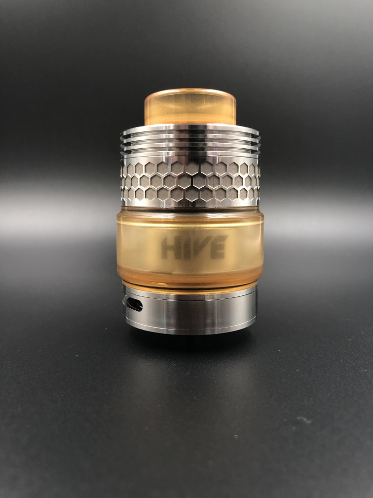 The Hive 40mm RTA by Cloud Chasers Inc